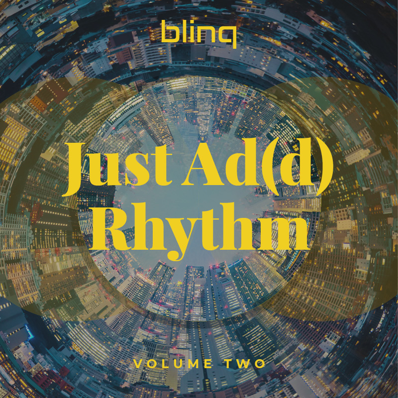 Just Ad(d) Rhythm vol.2
