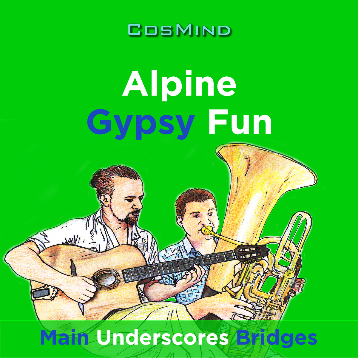 Alpine Gypsy Fun - Main - Underscores - Bridges