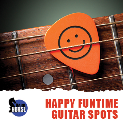 Happy Funtime Guitar Spots