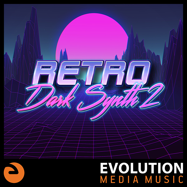 Retro Dark Synth 2