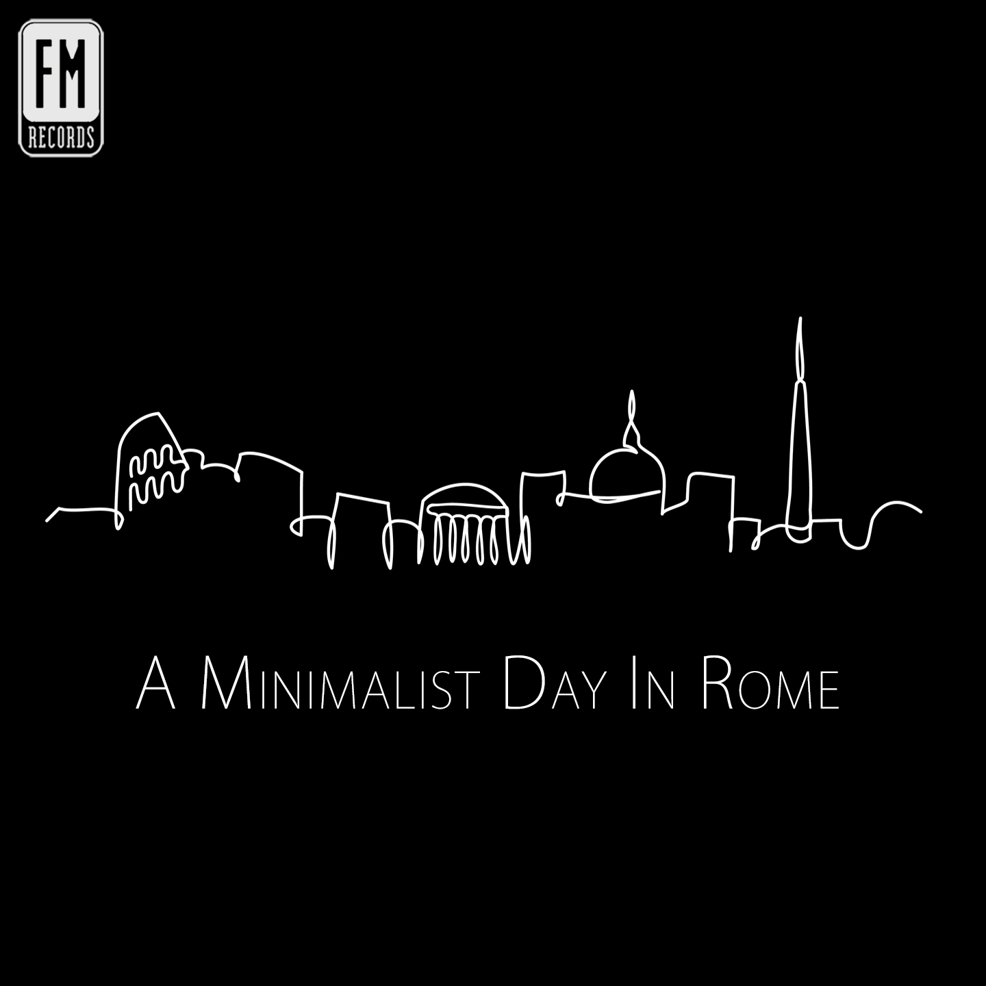 A Minimalist Day In Rome