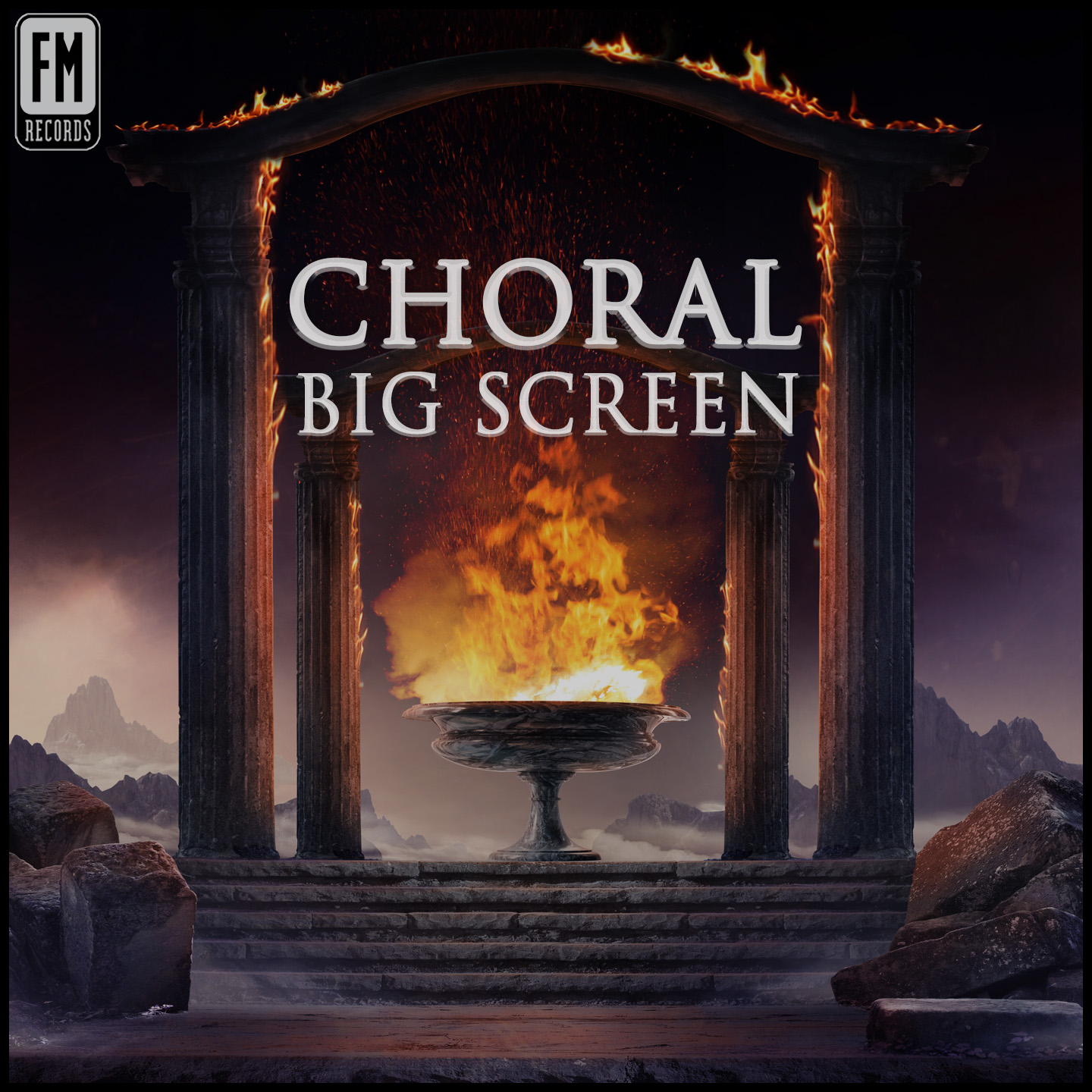 Choral Big Screen