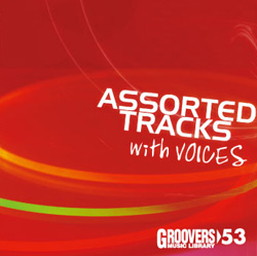 Assorted Tracks With Voices