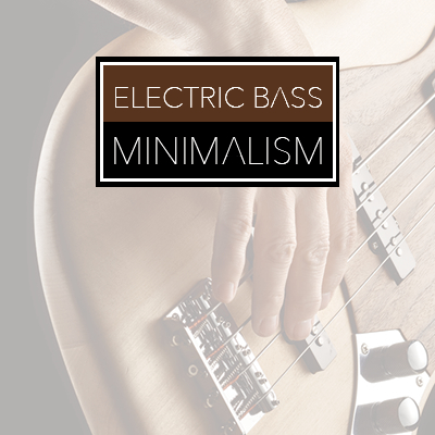 Electric Bass Minimalism