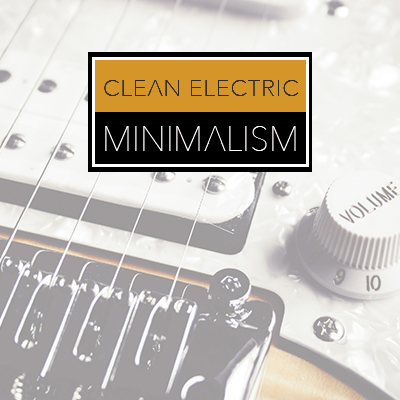 Clean Electric Minimalism