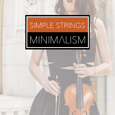 Simple Strings Minimalism