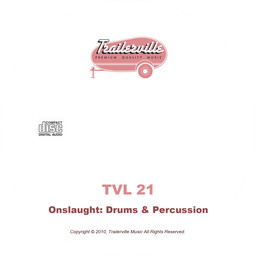 Onslaught: Drums & Percussion