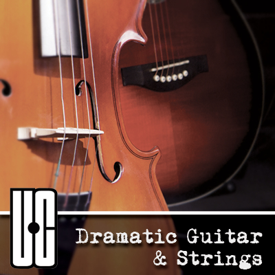 Dramatic Guitar & Strings